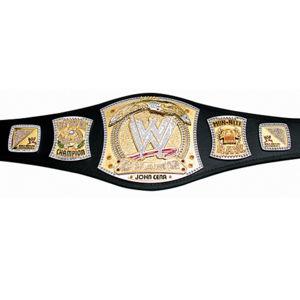 Batista opéré - WWE Championship, 2 ceintures - WR 25 0yi7le1i